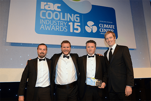RAC Contractor of the Year 2015 WINNER